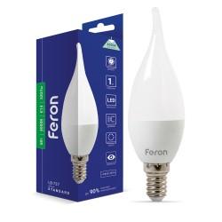 Светодиодная лампа Feron LB-737 6W E14 4000K