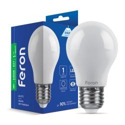 Світлодіодна лампа Feron LB-375 3W E27 6400K