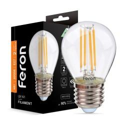Светодиодная лампа Feron LB-161 6W E27 4000K