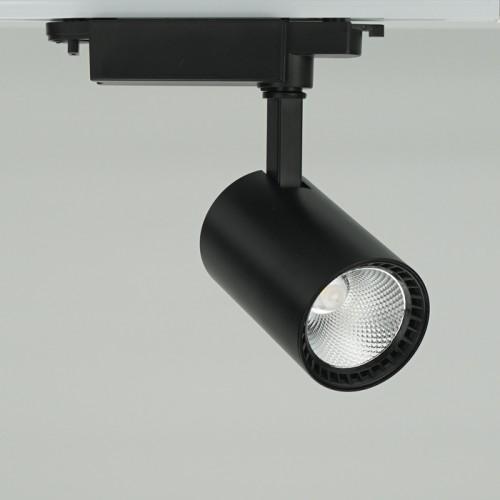 Трековый светильник Feron AL102 12W 2700К черный