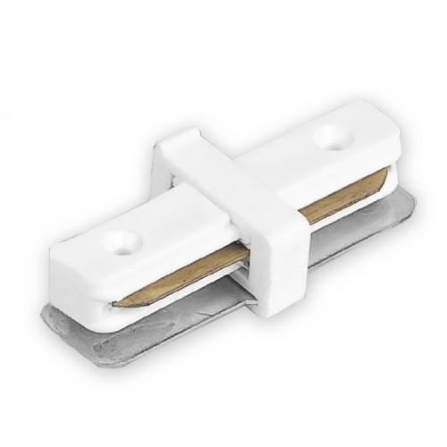 Коннектор прямой LD1100 белый