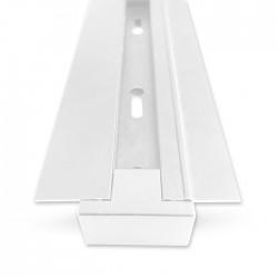 Шинопровод встраиваемый Feron CAB1004 2м белый