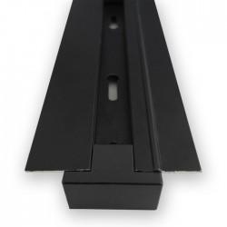 Шинопровод встраиваемый Feron CAB1004 2м черный