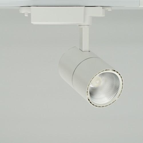 Трековый светильник Feron AL103 30W 6500К белый