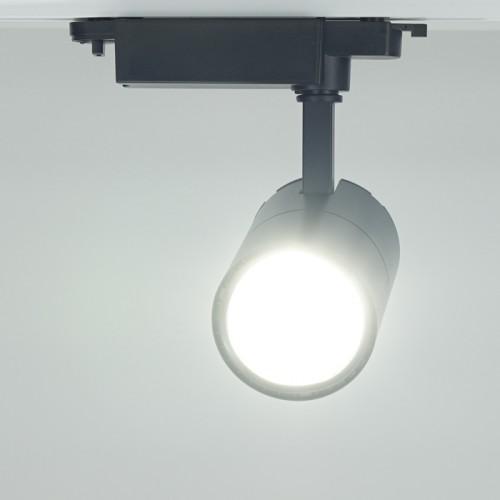 Трековый светильник Feron AL103 30W 6500К черный