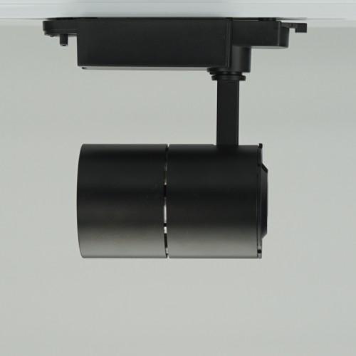 Трековый светильник Feron AL103 30W 2700К черный