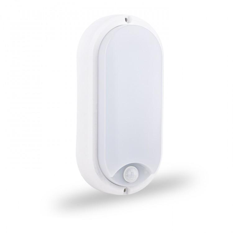Светодиодный светильник с датчиком движения Feron AL3009 12W