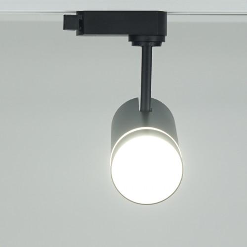 Трековый светильник Feron AL106  10W черный