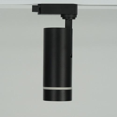 Трековый светильник Feron AL106  18W черный