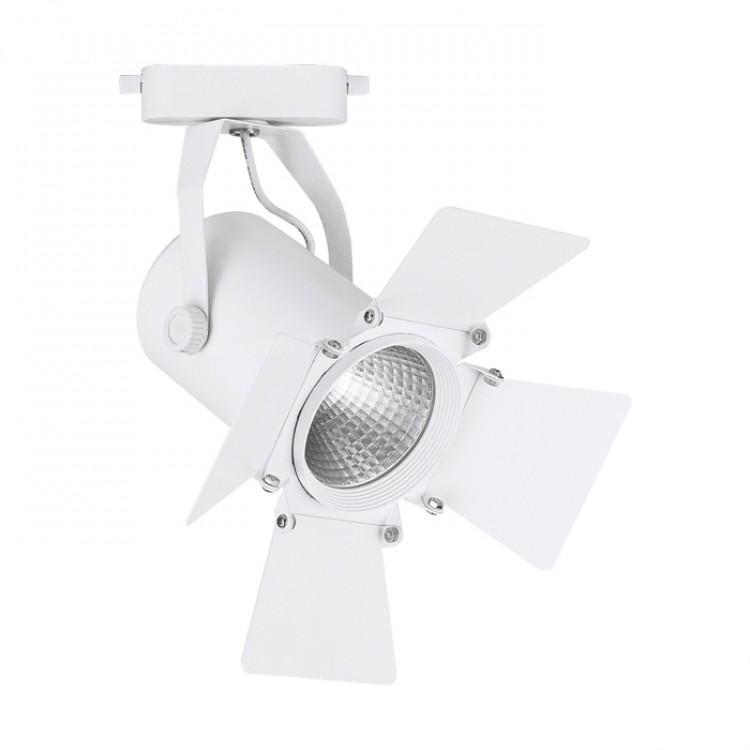 Трековый светильник Feron AL110 30W белый