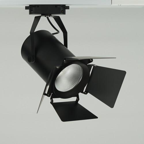 Трековый светильник Feron AL110 20W черный