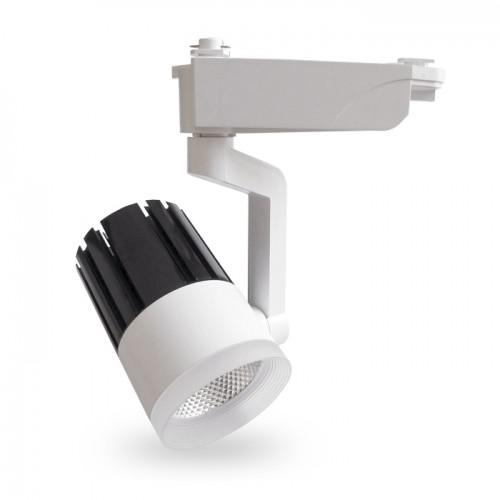 Трековый светильник Feron AL119 20W белый