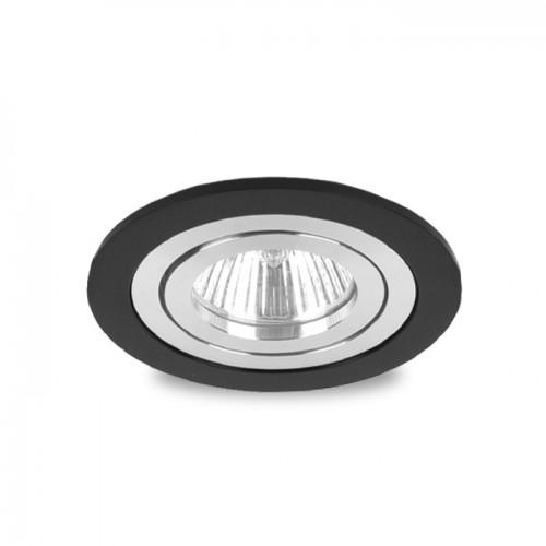 Встраиваемый светильник Feron DL6110 черный