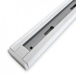 Шинопровод Feron CAB1100 1м белый
