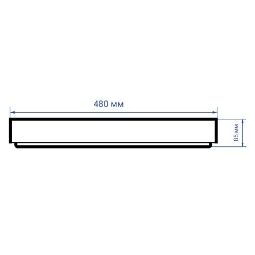 Светодиодный светильник Feron AL5700 SHINE 80W