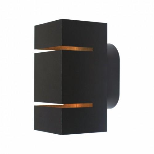 Настенный накладной светильник Feron AL8002 черный