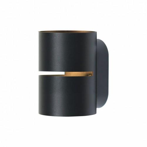 Настенный накладной светильник Feron AL8001 черный