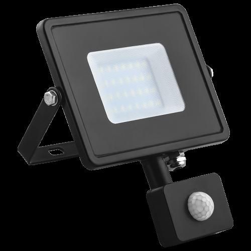 Светодиодный прожектор Feron LL-907 30W с датчиком движения
