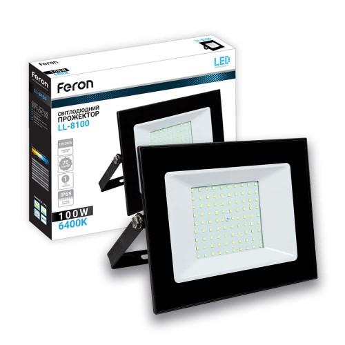 Світлодіодний прожектор Feron LL-8100 100W