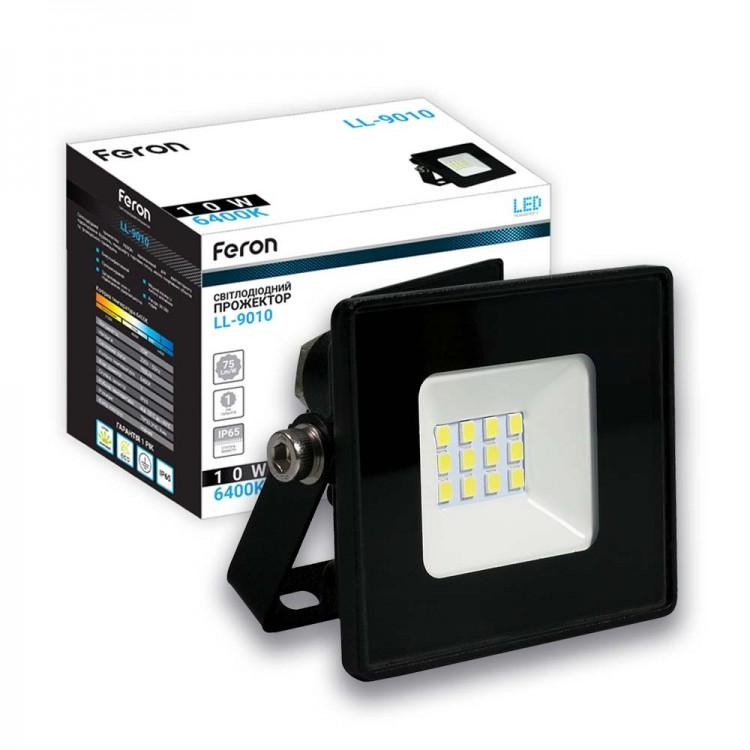 Светодиодный прожектор Feron LL-9010 10W