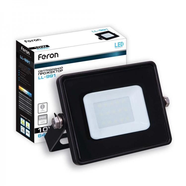 Светодиодный прожектор Feron LL-991 10W