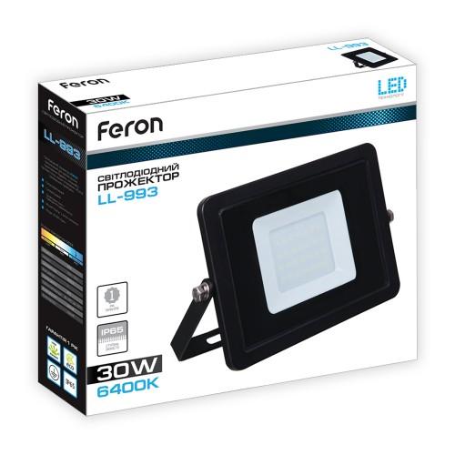 Светодиодный прожектор Feron LL-993 30W