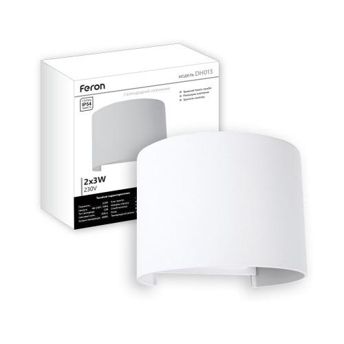 Архітектурний світильник Feron DH013 білий