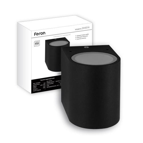 Архитектурный светильник Feron DH014 черный