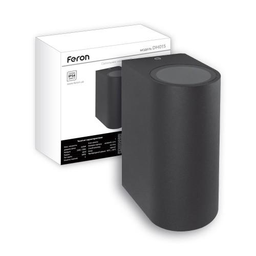 Архитектурный светильник Feron DH015 серый