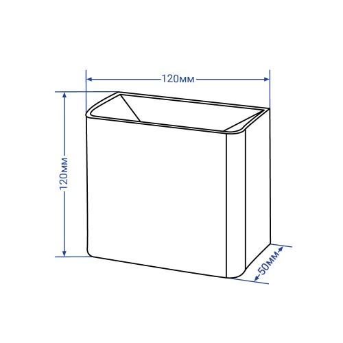 Архитектурный светильник Feron DH028 коричневый