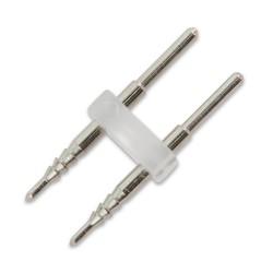 Соединитель Feron для ленты 5050 220V LD117 в силиконе