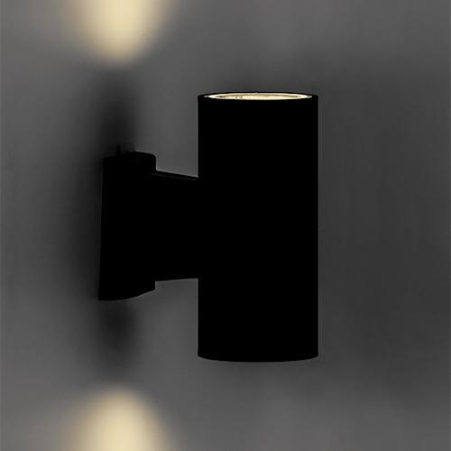 Архитектурный светильникFeron DH0702 черный