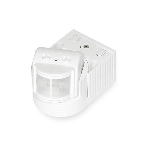 Датчик руху Feron LX118B / SEN8 білий