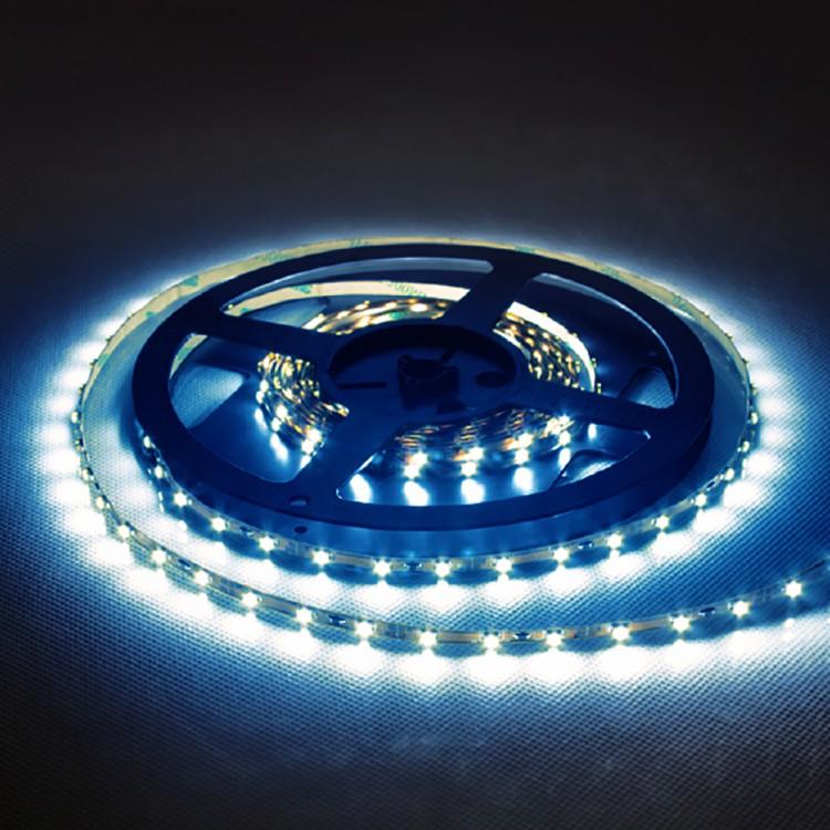 Світлодіодна стрічка Feron SANAN LS603 60SMD/м 12V IP20 синій