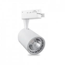 Трековый светильник Feron AL102 12W белый