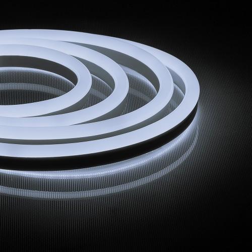 Світлодіодна неонова стрічка Feron LS720 120SMD / м 220V IP65 білий