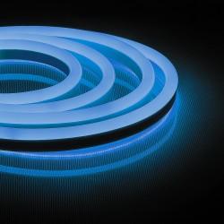 Светодиодная неоновая лента Feron LS720 120SMD/м 220V IP65 синий