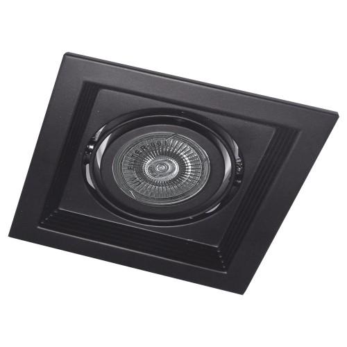 Карданний світильник Feron DLT201 чорний