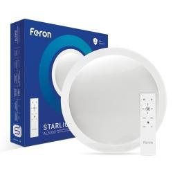 Світлодіодній світильник Feron AL5000 STARLIGHT з RGB 36W