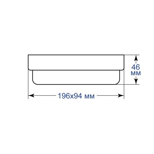 Светодиодный светильник Feron AL3005-O 8W 6500К