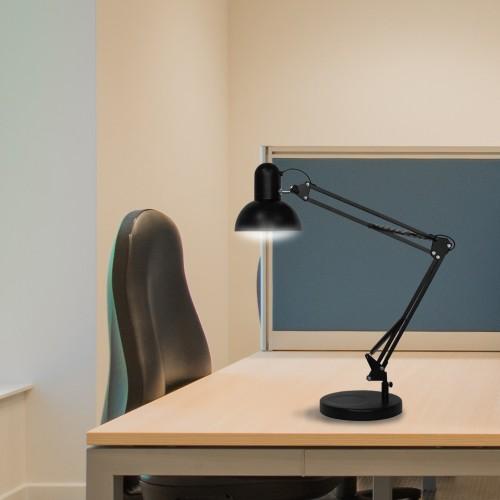 Настільний світильник Feron DE1430 на струбцині під лампу Е27