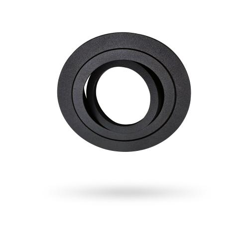 Встраиваемый поворотный светильник Feron DL6210 черный