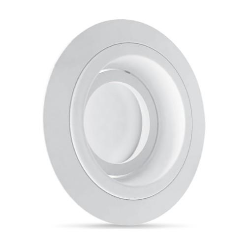 Встраиваемый поворотный светильник Feron DL8340 белый