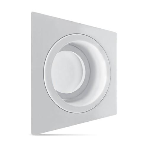 Встраиваемый поворотный светильник Feron DL8350 белый