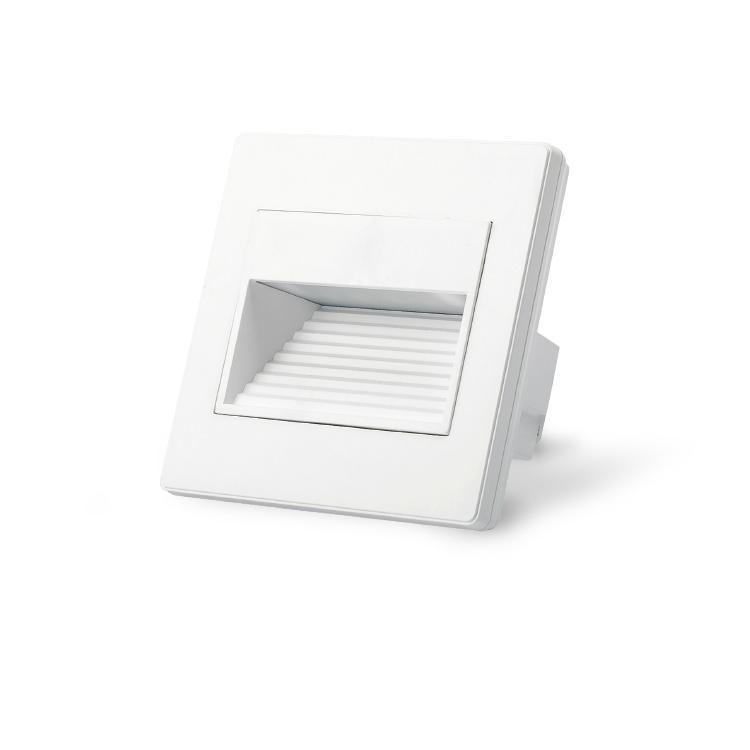 Встраиваемый светодиодный светильник Feron JD13 белый