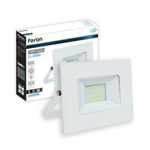 Світлодіодний прожектор Feron LL-6050 50W