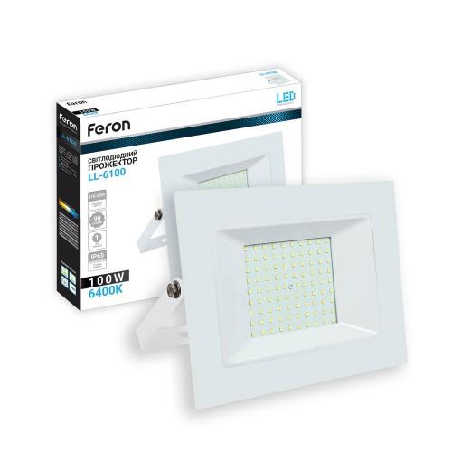 Світлодіодний прожектор Feron LL-6100 100W