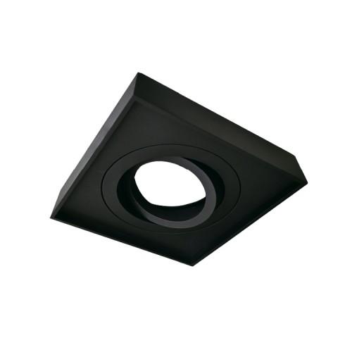Встраиваемый поворотный светильник Feron ML345 черный