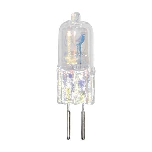 Галогенная лампа Feron HB6 JCD 220V 50W супер яркая (super brite yellow)