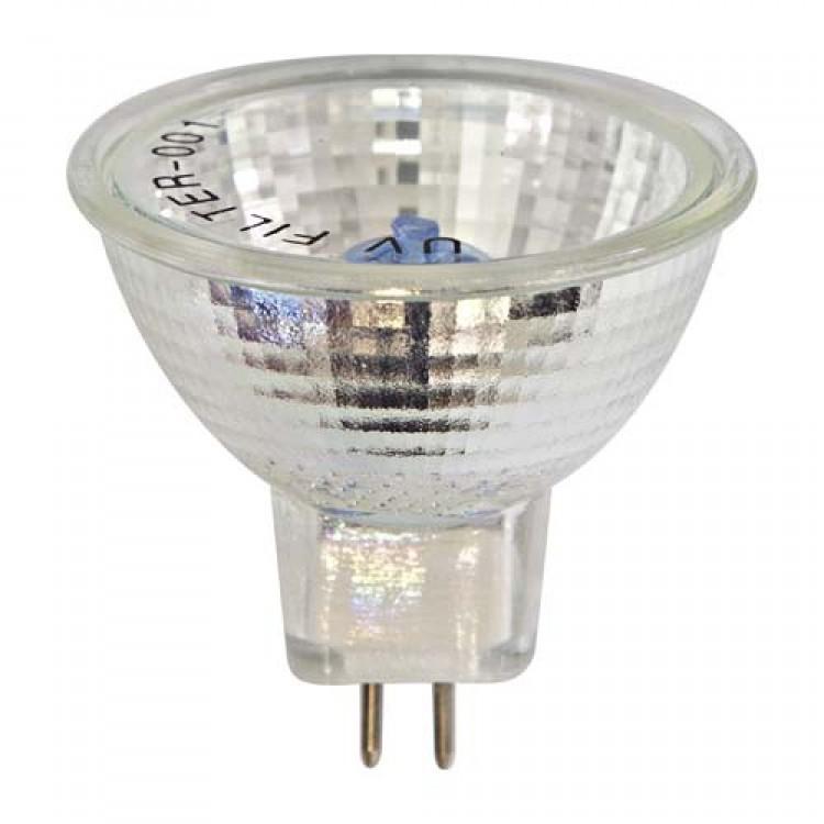 Галогенная лампа Feron HB8 JCDR 220V 35W супер белая (super white blue)